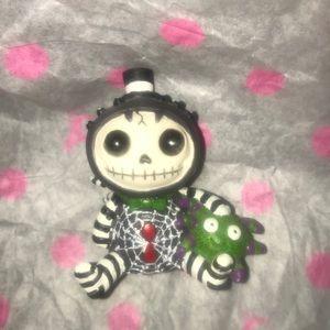 Cute Skeleton Spider Nightmare Before Christmas 🕷